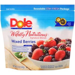 Dole Frozen Mixed Berries