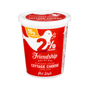 Friendship Cottage Cheese - Large Curd