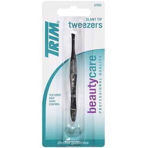 Trim Slant Tip Tweezer