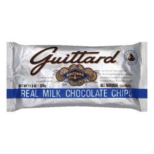 Guittard Maxi Milk Chocolate Chips