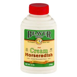Beaver Creamy Horseradish Sauce