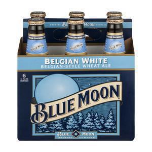 Blue Moon Belgian White