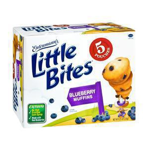 Entenmanns Little Bites - Blueberry Muffins