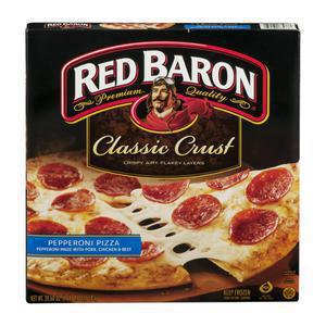 Red Baron Classic Pepperoni Pizza