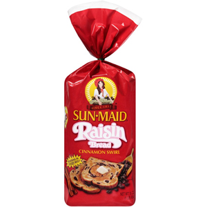 Sunmaid Raisin Bread