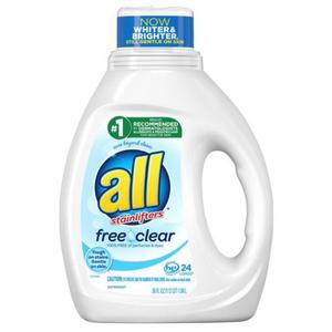 All Laundry - Free & Clear 24 Loads