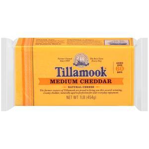 Tillamook Cheddar - Block