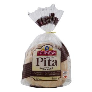 Toufayan Wheat Pita Bread