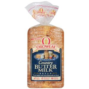 Oroweat Bread - Buttermilk