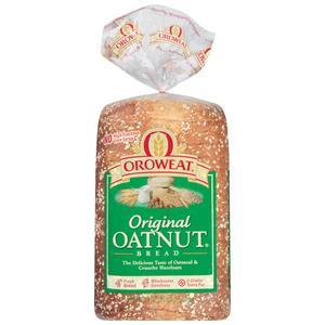Oroweat Bread - Oatnut