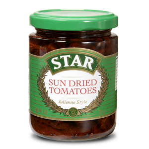 Star Sun Dried Tomatoes