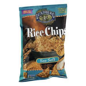 Lundberg Rice Chips - Sea Salt