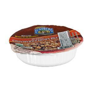 Lundberg Rice Bowl - Countrywild Brown Rice