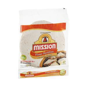 Mission Flour Tortillas Taco