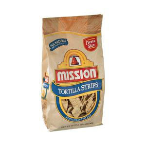 Mission Tortilla Chips Strips