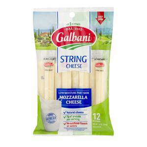 Galbani Precious Mozarella String Cheese