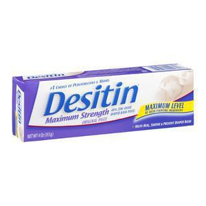 Desitin Maximum Strength - Diaper Rash Paste