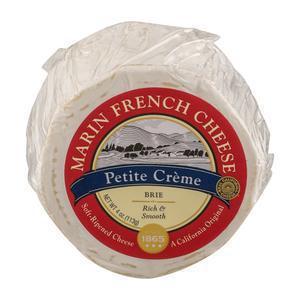 Rouge et Noir Le Petite Creme Brie