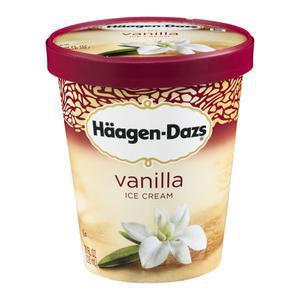 Haagen Dazs Vanilla