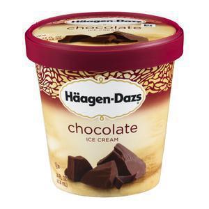 Haagen Dazs Chocolate