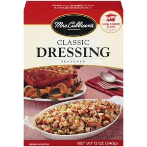 Cubbisons Dressing (stuffing)