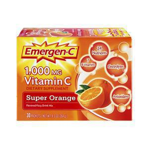 Emergen C Drink Mix - Super Orange