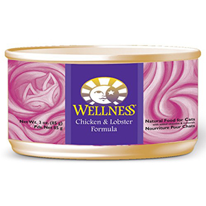 Wellness Canned Cat - Chicken & Lobster
