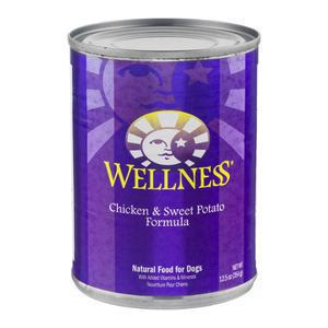 Wellness Canned Dog - Chickn & Sweet Potato