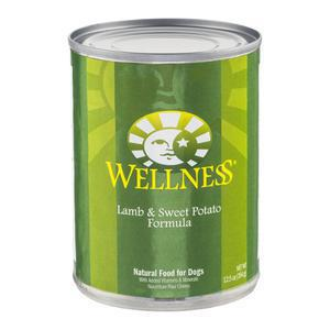 Wellness Canned Dog - Lamb & Sweet Potato