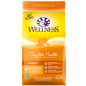 Wellness Dry Cat Food - Indoor Chicken Meal
