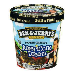 Ben and Jerry`s Americone Dream BJS