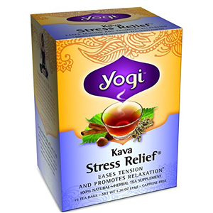 Yogi Tea - Kava Stress Relief