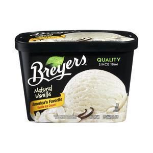 Breyers Vanilla