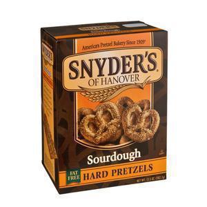 Snyders Hard Pretzels