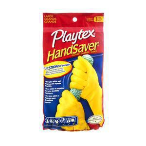 Playtex Rubber Gloves - Large