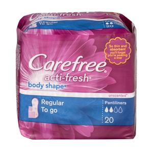 Carefree Pantyliner