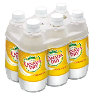 Canada Dry - Tonic Water (Plastic Bottles)