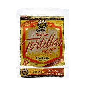 La Tortilla Factory Taco Size - Wheat Tortillas