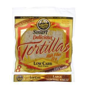 La Tortilla Burrito Size - Wheat Tortillas