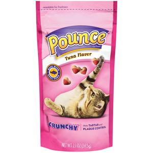 Pounce Cat Treats - Tuna