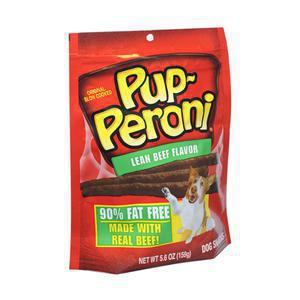 Pup-Peroni Lean Beef Dog Treats