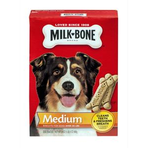 Milk Bone Medium Snack Dog Treats