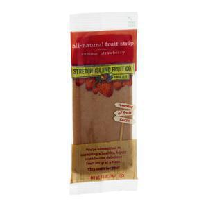 Stretch Island Dried Strawberry Strip