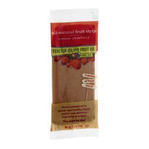 Stretch Island Dried Strawberry Strip