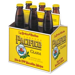 Pacifico Clara Beer
