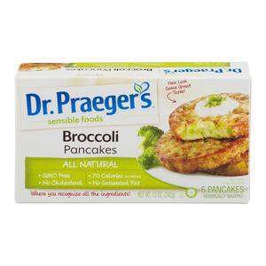Dr Praegers Pancakes - Broccoli