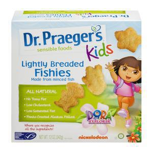 Dr Praegers Fishies