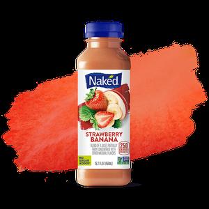 Naked Juice - Strawberry Banana