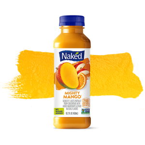 Naked Juice - Mighty Mango