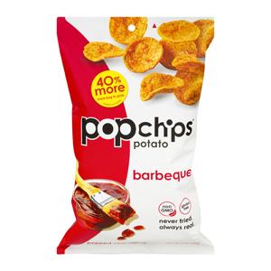 Popchips Potato Chips - BBQ